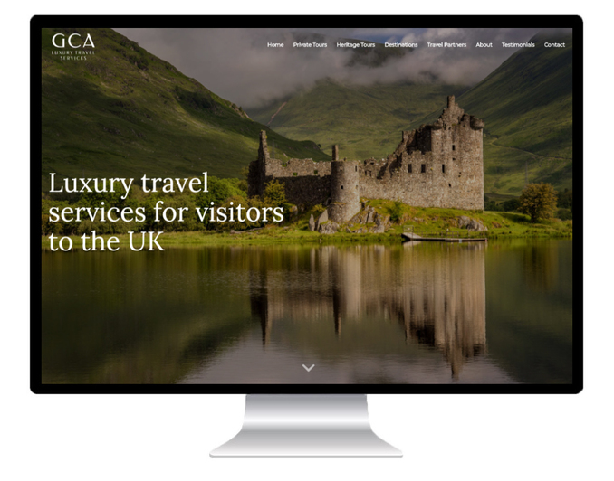 GCA Luxury Travel